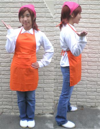 Mama from Cooking Mama worn by Janelle Ann