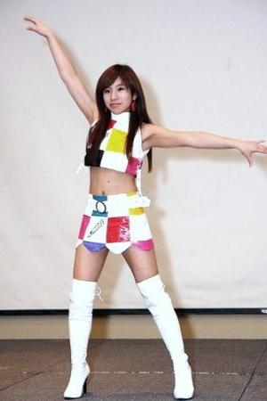 Odakura Ryoko from Recreation: Race Queen worn by Janelle Ann