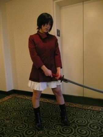 Saya Otonashi from BLOOD+
