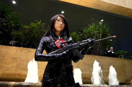 Baroness from G.I. Joe worn by RedSonya
