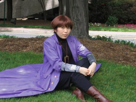 Seto Kaiba from Yu-Gi-Oh! Duel Monsters worn by Lady of the Thread