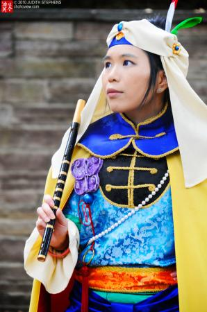 Ryuuren Ran from Saiunkoku Monogatari worn by Lady of the Thread