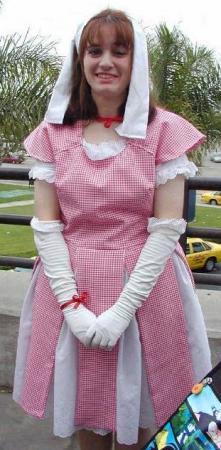 Alice Seno from Alice 19th