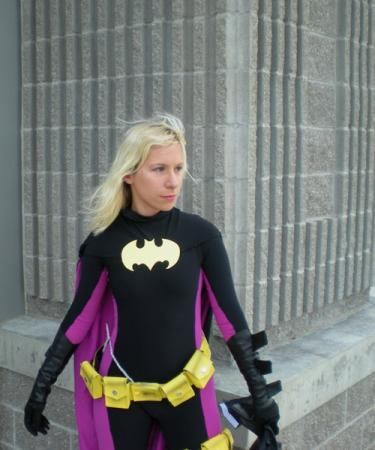 Stephanie Brown from Batman