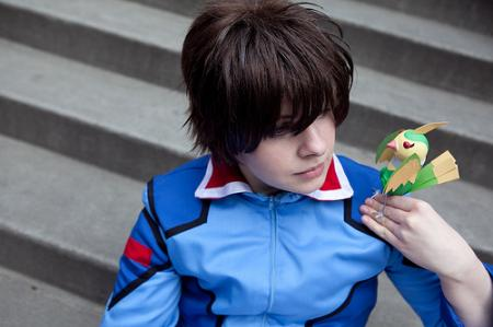 Kira Yamato from Mobile Suit Gundam Seed worn by TseUq