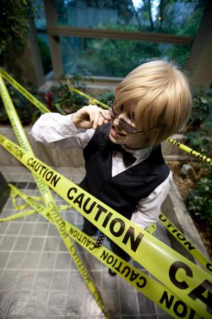 Shizuo Heiwajima from Durarara!! worn by TseUq