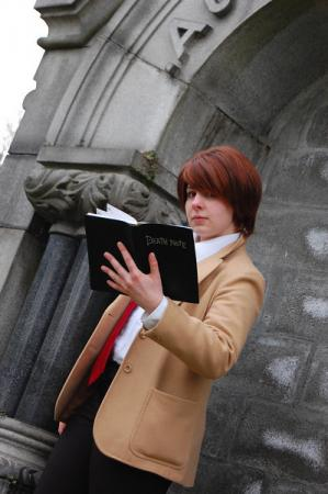 Light Yagami / Raito from Death Note worn by TseUq