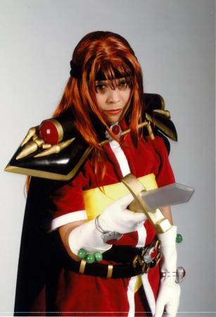Lina Inverse from Slayers Revolution