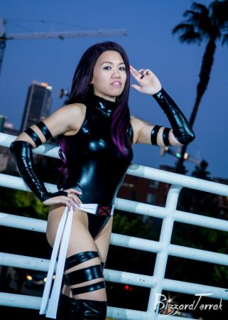 Psylocke from X-Force