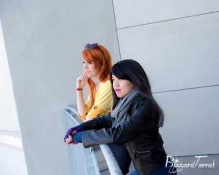 Jessica Jones (Jessica Jones)  by Shii Arisugawa