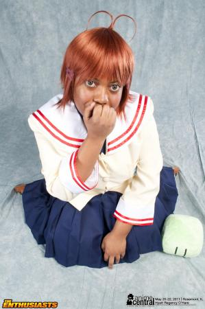 Furukawa Nagisa from Clannad worn by Ashli-chan