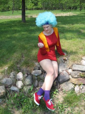 Bulma Briefs from Dragonball Z