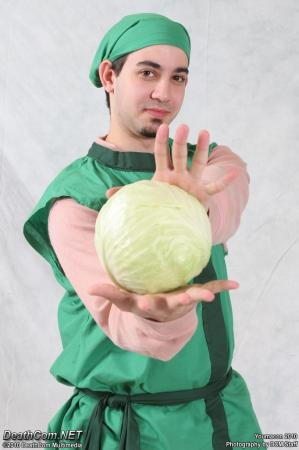 Cabbage Guy from Avatar: The Last Airbender