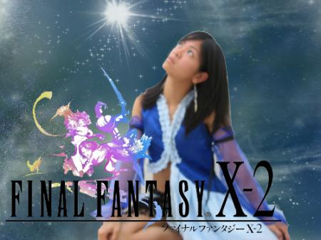 Lenne from Final Fantasy X-2 worn by BelovedxStar