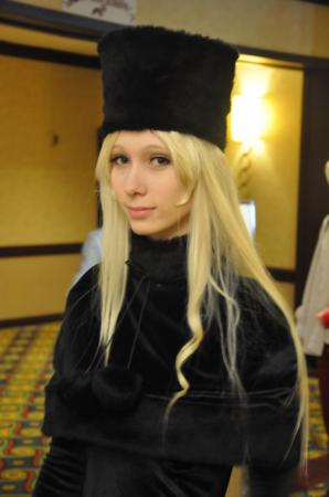 Maetel from Galaxy Express 999 worn by Zalora