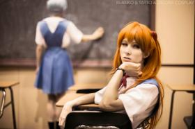 Asuka Langley Sohryu from Neon Genesis Evangelion (Worn by Zalora)