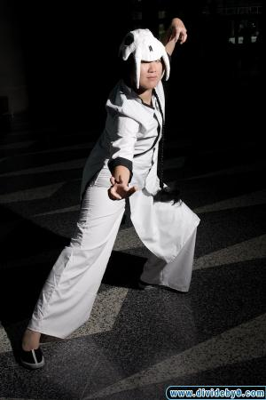 Ggio Vega from Bleach