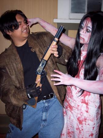 Leon Kennedy from Resident Evil 4