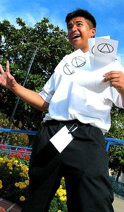Yoichi Taba from Geobreeders