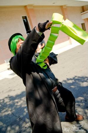 Hazama from BlazBlue: Continuum Shift