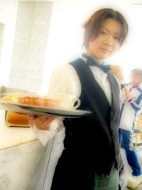 Tsukasa Takamizawa from Cafe Lindbergh