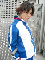 Eiji Kikumaru from Prince of Tennis worn by ryo shiozaki
