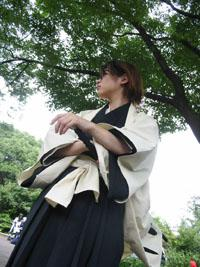 Sousuke Aizen from Bleach worn by ryo shiozaki