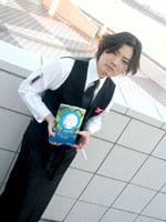 Tachibana Keiichiro from Antique Bakery