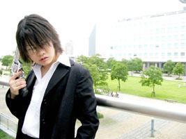 Kazuhiko Amamiya from MPD-Psycho