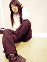 Tokitome Akira from Shiiku Gakari Rika