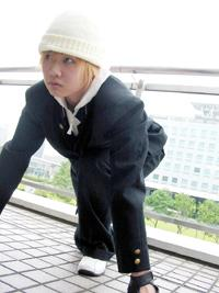Mikura Kazuma from Air Gear worn by ryo shiozaki