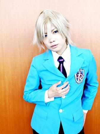 Tamaki Suoh from Ouran High School Host Club worn by ryo shiozaki