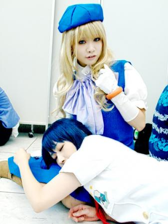 Sheryl Nome from Macross Frontier worn by ryo shiozaki