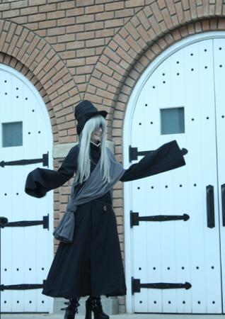 Undertaker from Black Butler worn by tasu