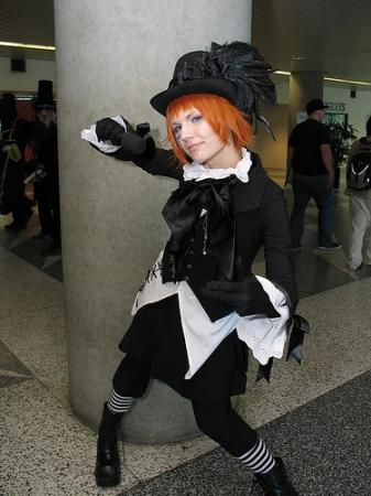 Drocell from Black Butler worn by tasu