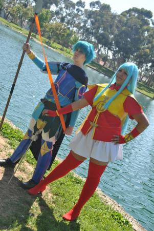 Ephraim from Fire Emblem: Sacred Stones (Worn by Wolfdaemon)