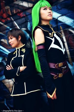 Rolo Lamperouge from Code Geass R2 worn by Azu-chan