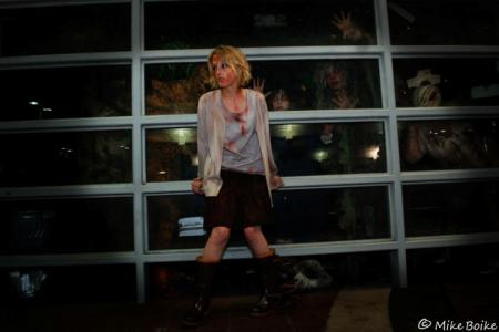Rose Da Silva from Silent Hill
