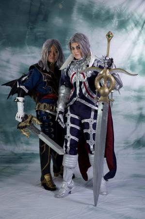 Hector from Castlevania: Curse of Darkness worn by Dark