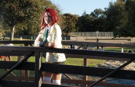 Kallen Stadtfeld from Code Geass