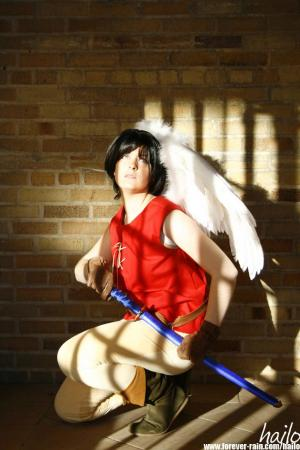 Van Fanel from Vision of Escaflowne worn by hailo