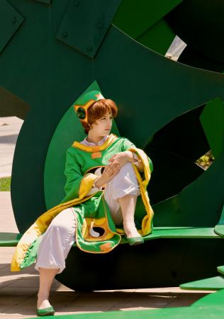 Syaoran Li from Card Captor Sakura worn by hailo