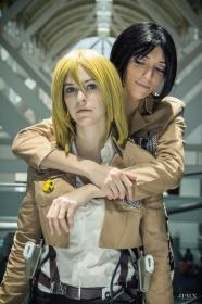 Ymir from Attack on Titan worn by OwlDepot