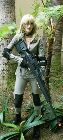 Sniper Wolf from Metal Gear Solid worn by OwlDepot