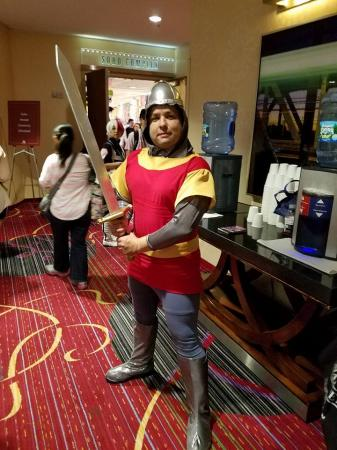 Dirk the Daring from Dragon's Lair