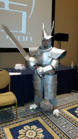 Adelbert Steiner from Final Fantasy IX