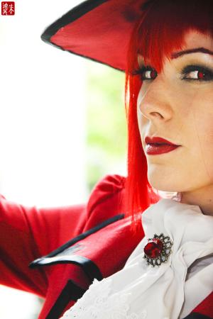 Madam Red from Black Butler worn by Dia