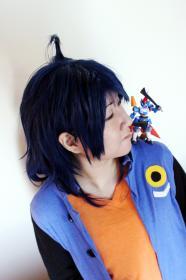 Oozora Hiro from Danball Senki W worn by Hikarilight