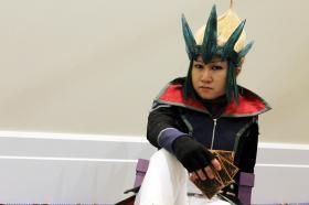 Kaito Tenjo from Yu-Gi-Oh! ZEXAL