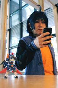 Oozora Hiro from Danball Senki W